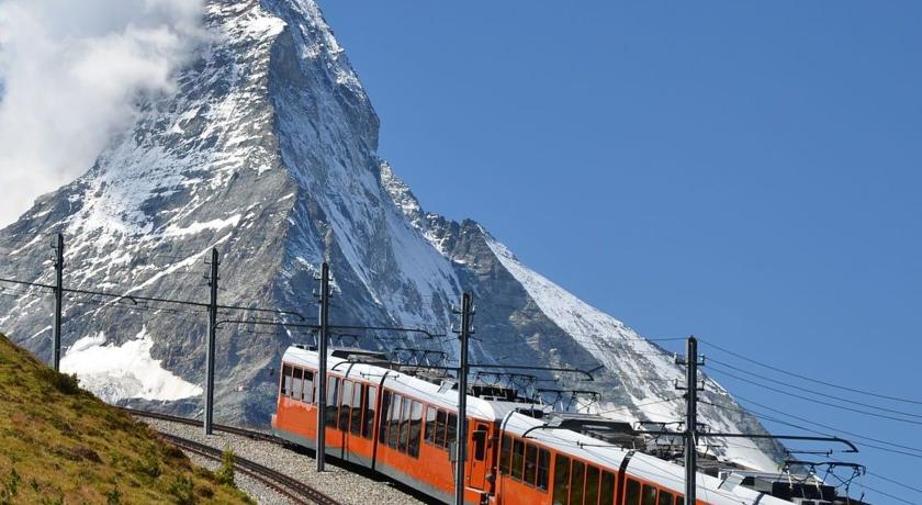 Gornergrat train - Zermatt