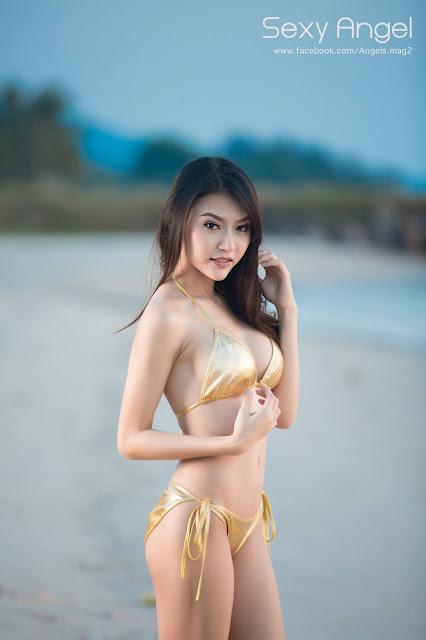 Hot girls Thai porn model Nirada Guernongkun 13
