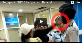 Kronologi Lengkap Detik-detik Istri Jenderal Menampar Petugas Bandara