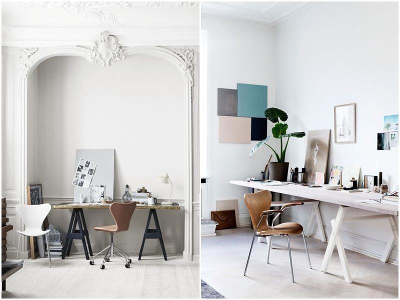 Silla series 7 Arne Jacobsen