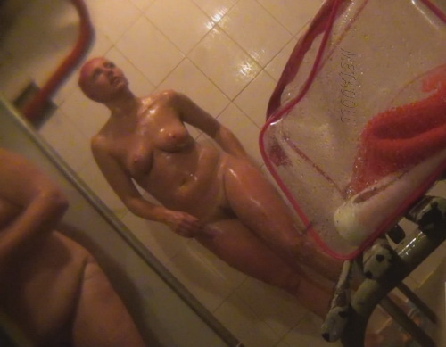 Showerroom 920-929 (Spycam in Public Shower Room)
