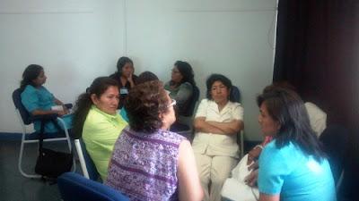Caldeamiento grupal - psicodrama