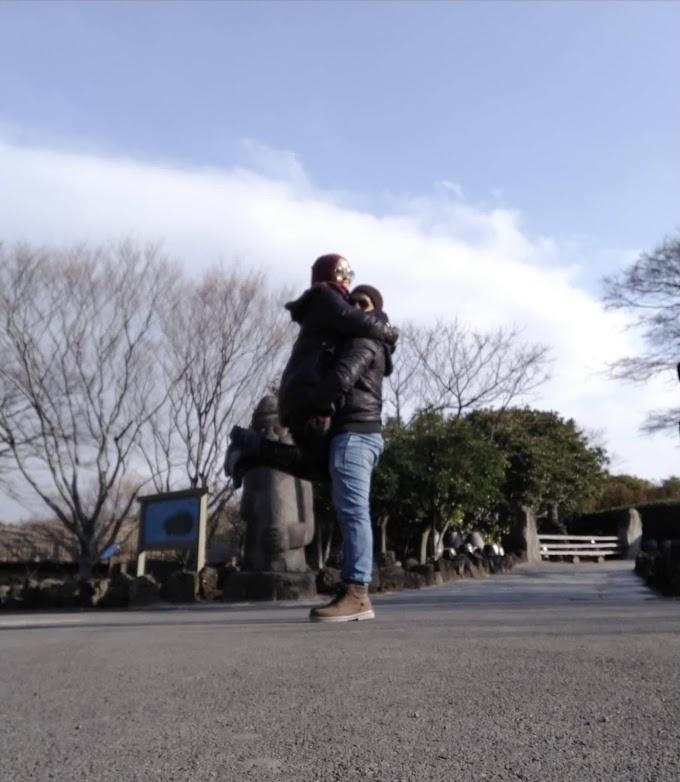 Honeymoon trip at Jeju Korea (Winter Season) - Part 1