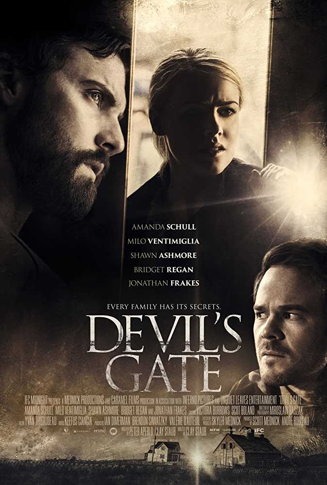 Poster Devil's Gate 2017 Download Full Movie English Free 300Mb