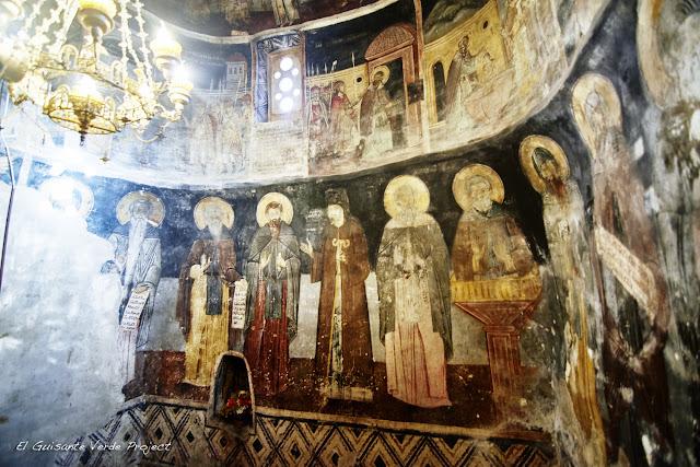 Iglesia de los Santos Arcángeles, Sveti Naum - Macedonia por El Guisante Verde Project