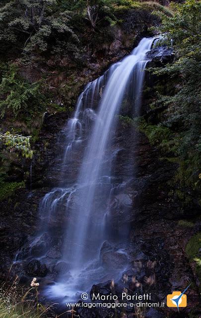 Cascata a Campello Monti