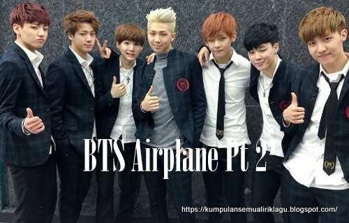 Lagu BTS Airplane Pt 2