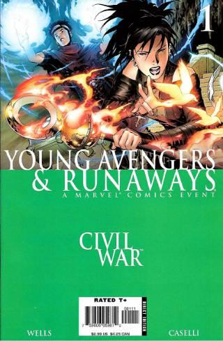 Young Avengers & Runaways #1 PDF