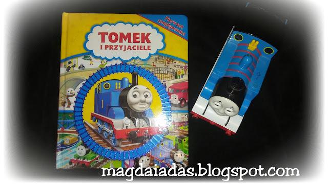 Pierwsza zgadywanka Tomek i przyjaciele