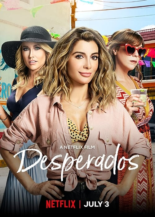 Desperados [HDRip] [Streaming] [Telecharger]