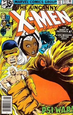 X-Men #117