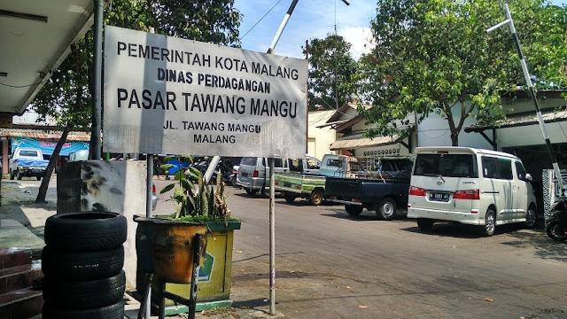 pasar tawang mangu malang