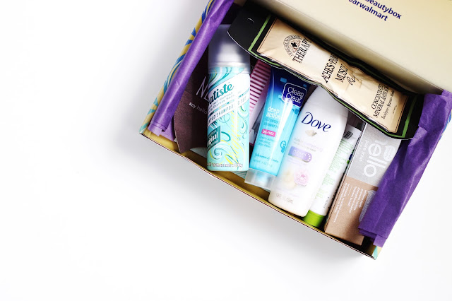 Walmart Beauty Box Otoño 2016