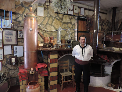 crete highlights tour family owned winery and distillery