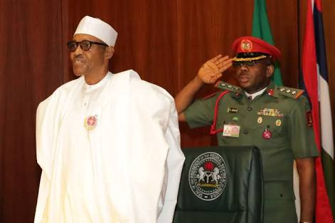 I Don't Have My Certificate, It's With Military, Buhari tells INEC