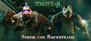 Bebop and Rocksteady from TMNT 2