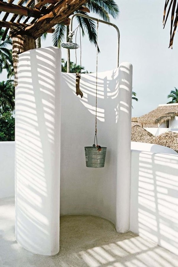Fall In Love With Outdoor Showers - How To Build 13