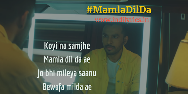 Koi Na Samjhe Mamla Dil Da Ae | Tony Kakkar | Complete Song Lyrics with English Translation and Real Meaning