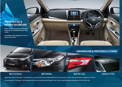 exterior all new vios