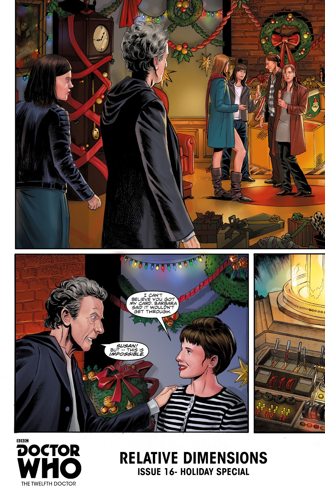 11th and 12th doctor meet