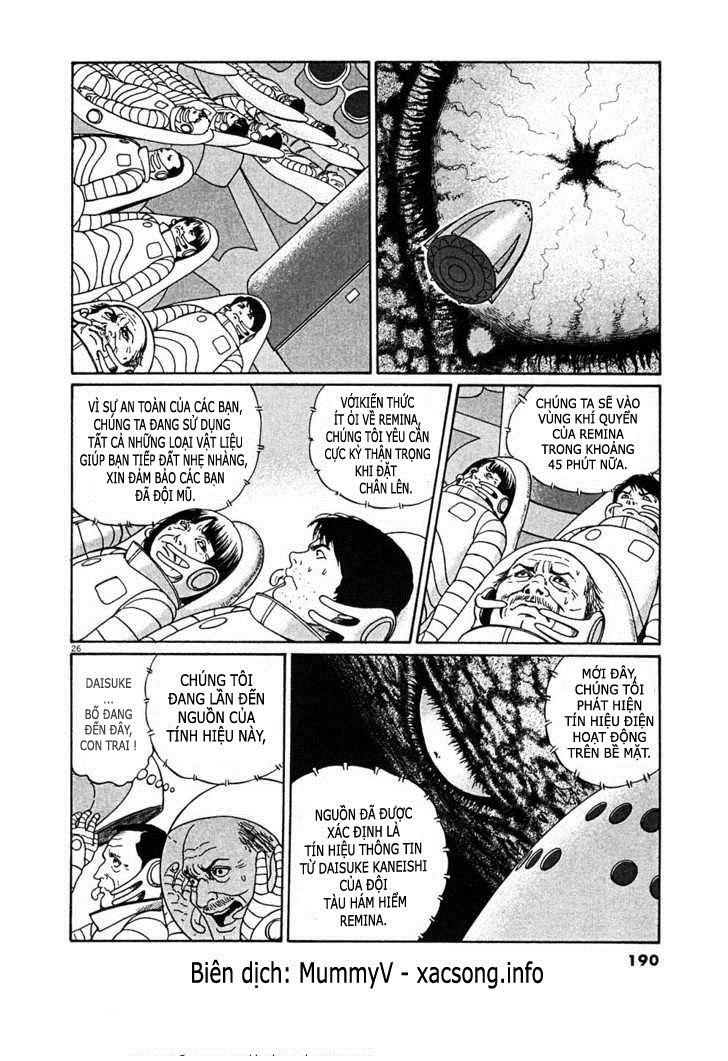 Jigokusei Lemina chap 5 trang 23