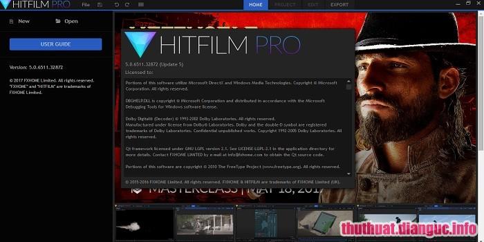 Download HitFilm Pro 12.2.8707.7201 Full Cr@ck