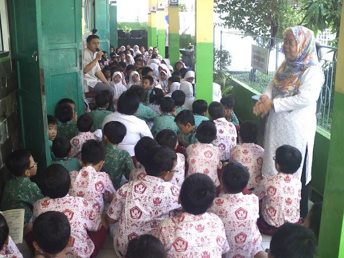 Mekarjaya 13 Laksanakan Gerakan Literasi Alquran