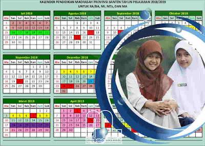 Kaldik Banten 2018/2019