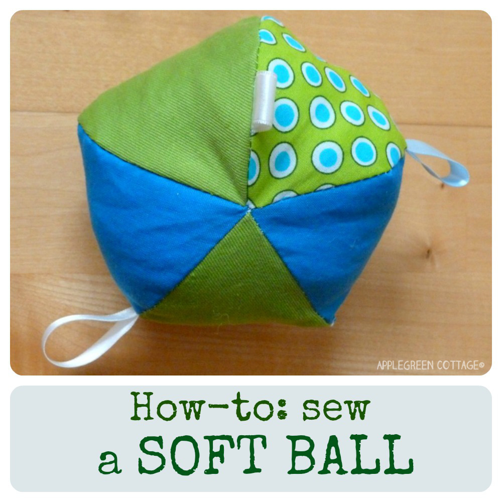 free tutorial for a baby toy