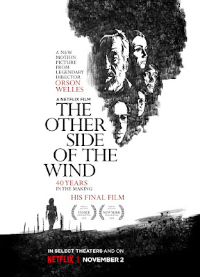 The Other Side of the Wind Poster