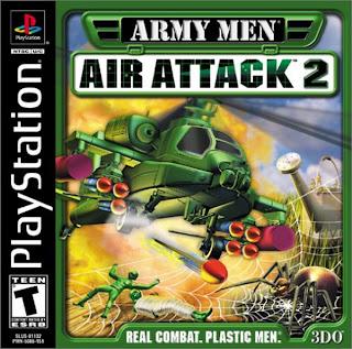 Army Men Collection 12 JOGOS (PS1)