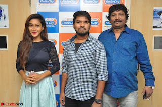 Shravya in skirt and tight top at Vana Villu Movie First Song launch at radio city 91.1 FM ~ Exclusive