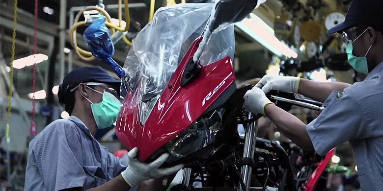 Loker Operator Produksi PT Yamaha Motor Indonesia (YMI) Oktober 2018
