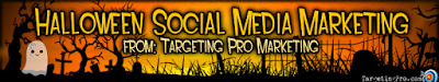 Halloween Social Media Marketing - Targeting Pro