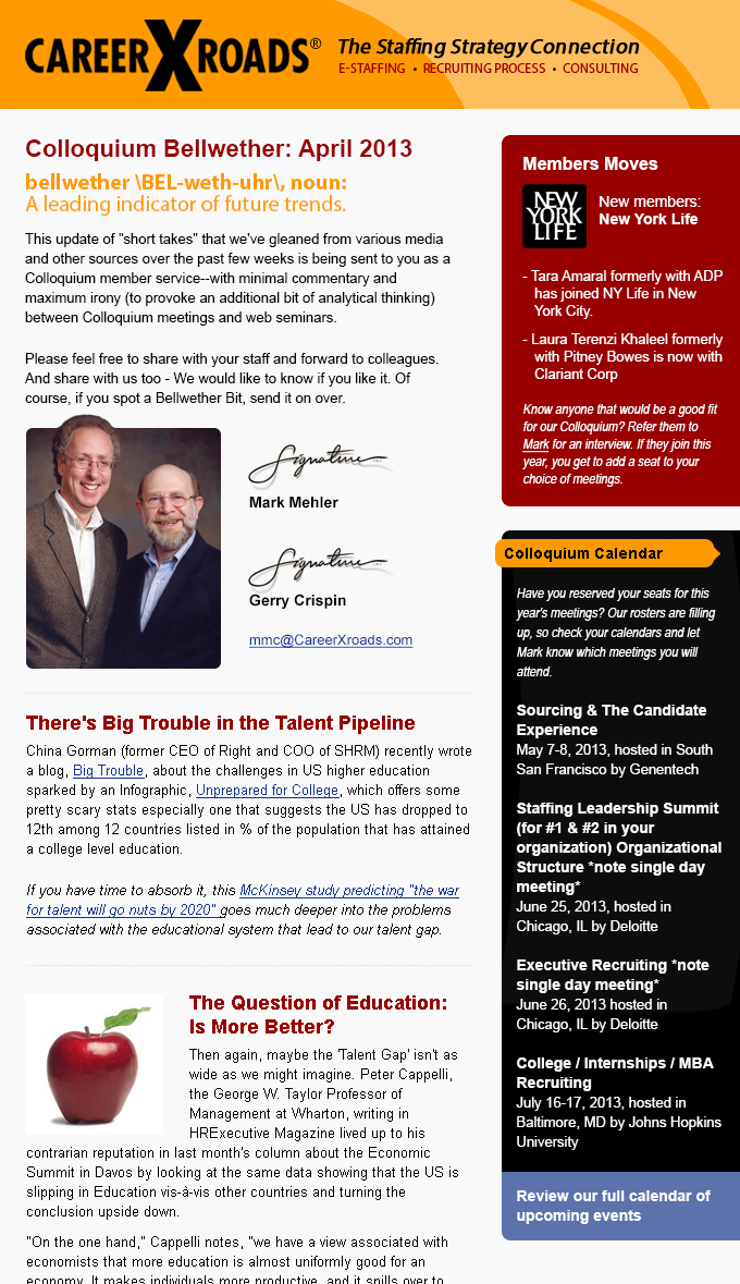 Creative Content Ideas For Email Newsletters