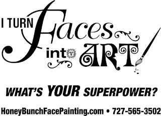 Festivals Carnivals Fairs Profsessional Face Painter and Body Painter Florida
