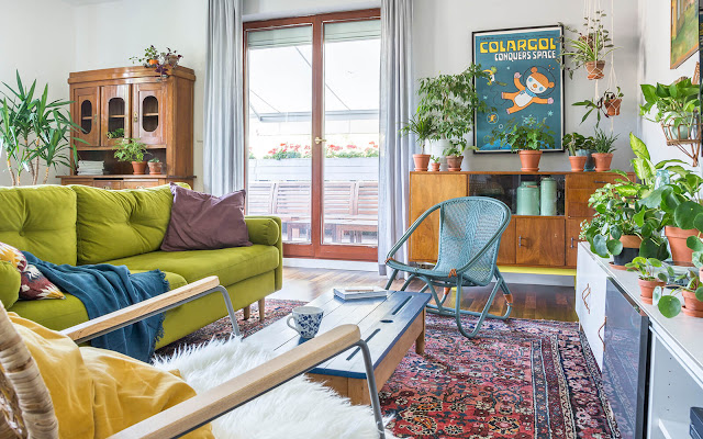 Sztuka relaksu, czyli jak urządzić kącik wypoczynkowy w salonie - CZYTAJ DALEJ