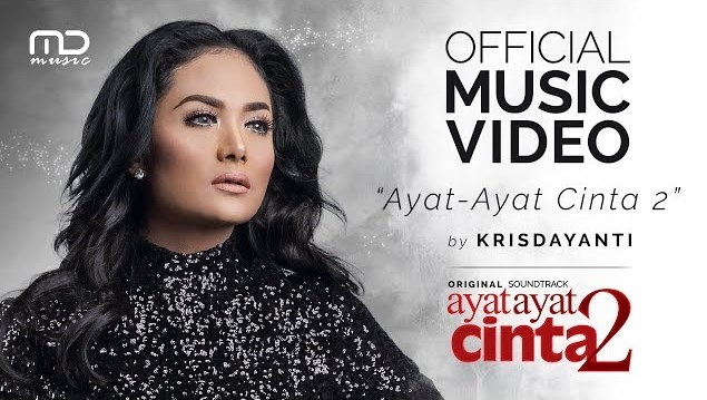 Video Musik Krisdayanti - Ayat Ayat Cinta 2 (Official Music Video) Soundtrack Ayat Ayat Cinta 2