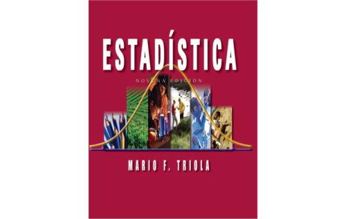 Estadística, 9na Edición – Mario F. Triola