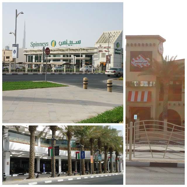 Restaurants and Supermarket near Jumeirah Open beach