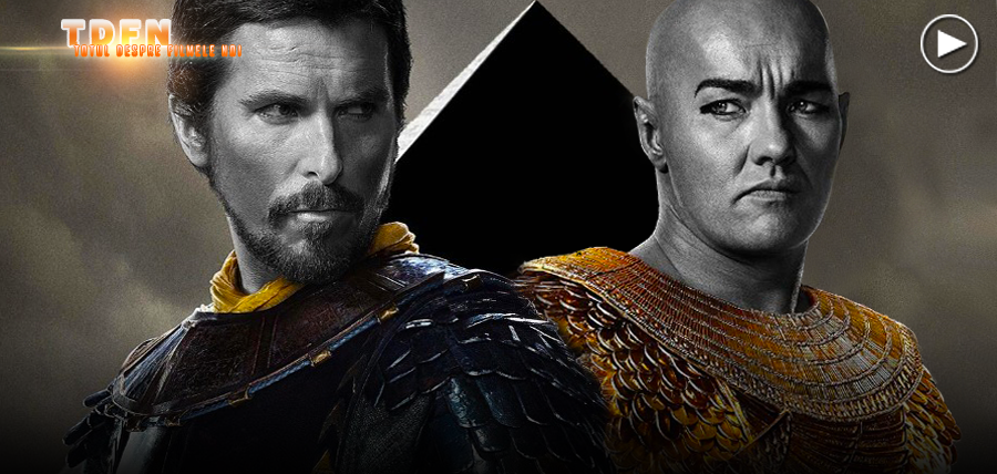 Clip Nou Din EXODUS: GODS AND KINGS - Ridley Scott Promite Un Adevărat Film Epic