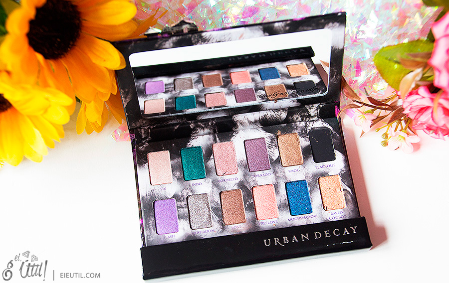 Palette Shadowbox Beauty with an Edge - Urban Decay