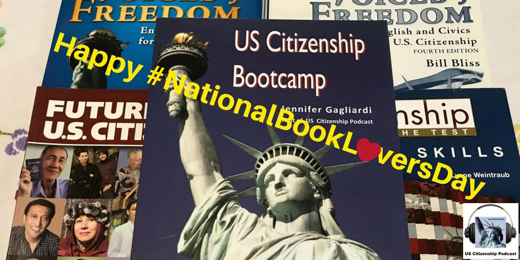 US Citizenship Podcast: August 2018