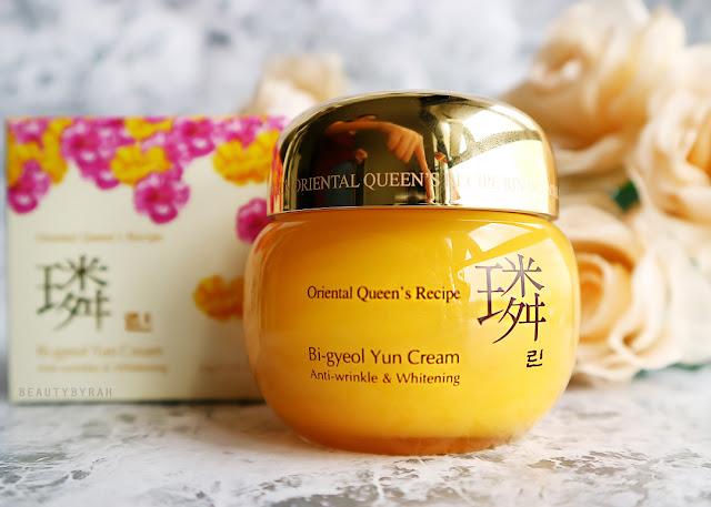 Hansaeng Cosmetics RIN Bi-gyeol Yun Cream Review