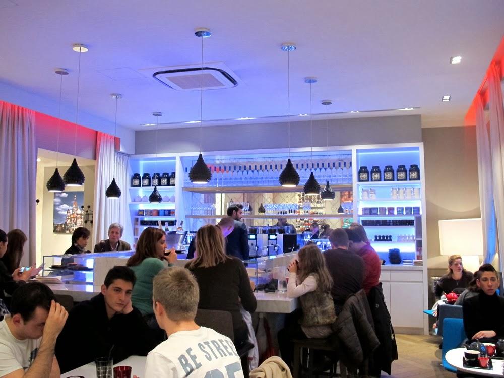 Café Kousmichoff, Paris
