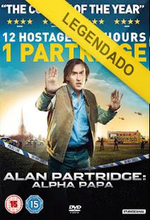 Alan Partridge: Alpha Papa – Legendado