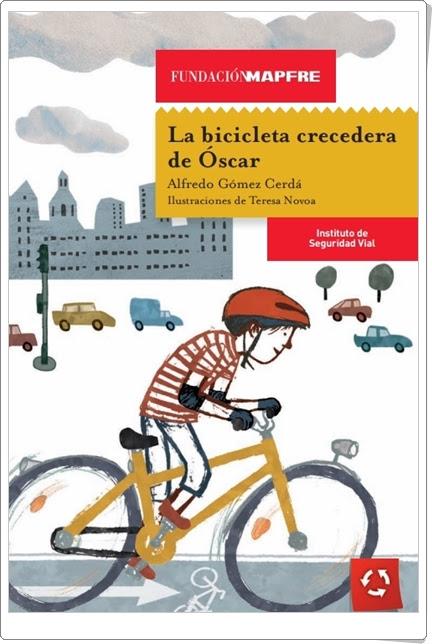 """""""La bicicleta corredera de Óscar"""" de Alfredo Gómez Cerdá"""