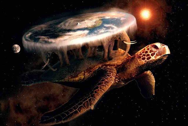 Inglés ofrece 10 mil euros por foto que demuestre que el planeta es esférico