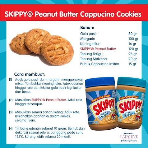 Resep : Peanut Butter Cappucino Cookies