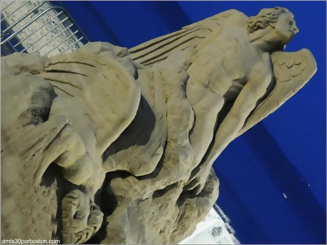 """Esculturas de Arena de Revere Beach: """"Soul Evolution"""" de Pavel Mylnikov"""